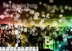 Bokeh Ps Brushes by canalphotoshop