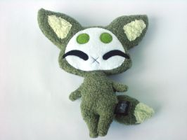 Moss Fwox by Pwyllo