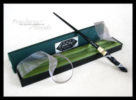 Handmade Wand AD-788l by PraeclarusWands