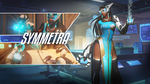 Symmetra-Wallpaper-2560x1440 by PT-Desu