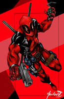 Deadpool by JaidenIV