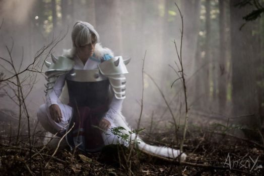 Inu Taisho - Just a memory (Inuyasha) by Feuerregen