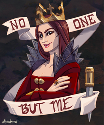 no one but me by alienfirst
