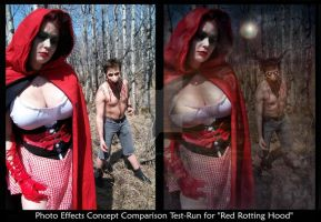 Red Rotting Hood Stalker By Darkriddle1-d3gdh1 by VisualEyeCandy