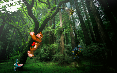Game Over- Donkey Kong Country by Nexal720
