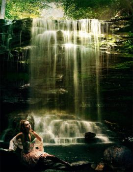 by the falls by alana-m