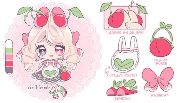 ~pending~ whimsy adopt 003 (sb $1) by rinihimme