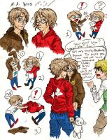 APH: It's Very Simple... by TheInkgirl