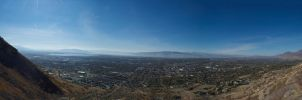Provo Panorama by weRDunfo