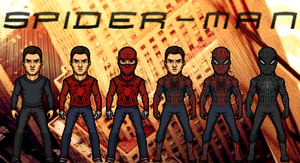 Quickies: ''Who am I? I'm Spider-Man'' by Nova20X