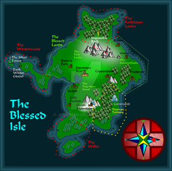 The Blessed Isle by jdeighan