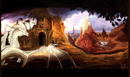 The realm of Arzeloth by VampirePrincess007