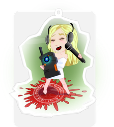 pseudo chibi for a contest by net-uash