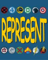 REPRESENT by Htofstead