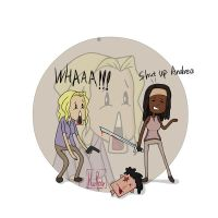 Shut up Andrea by HuzRedy