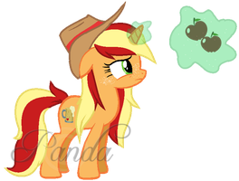 Apple Spritz on the Job by iPandacakes