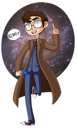 Tenth Doctor. by G-il