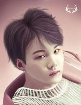 Yoongi Wings by Yunhosbambi