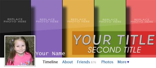 Facebook Cover Photo Collage PSD by silviubacky