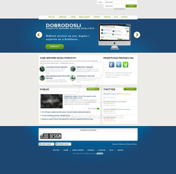trendhost.net website by eldodesign
