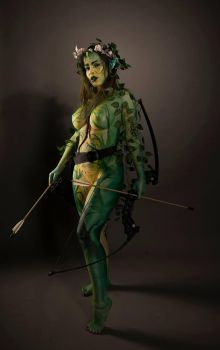 Aria 'The Huntress' 005 by marshon