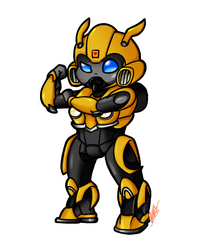 .:Bumblebee:. by Cybiscus