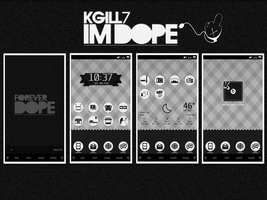 IM DOPE by kgill77