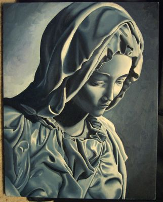 Mother Mary by evenstar785