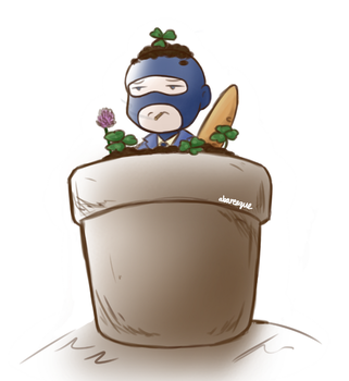 [Team Fortress 2] Mercs In Pots: 9 by abaresque
