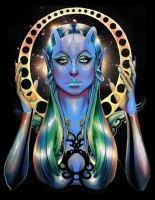 Mother Monster by Nazzirithe