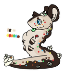 Mnm pie noodle auction (closed) by Sweetnfluffy-adopts