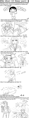 FMA - What If Meme Part 2 by FerioWind