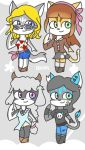 ANTRHO ADOPTABLES - OPEN - by IBA2004