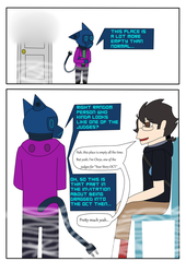 [YSOCT] audition page 3 by gamerpainter