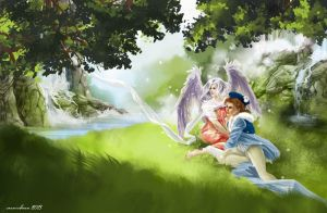 Heavenly-place by Aramisdream