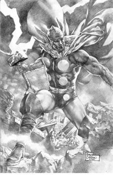 Thor by wolfpact