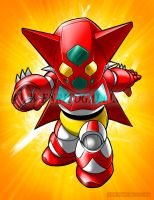 Getter Robot One - SD by EnricoGalli