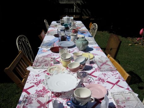 Tea Party 15 by Trisa-Sxy-Stock