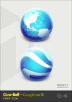 Glow-Ball by musett