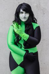 Villainess - Shego from Kim Possible by GabbyNu