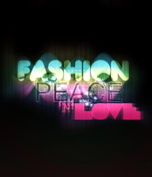 Fashion Peace 'n' Love by catolove