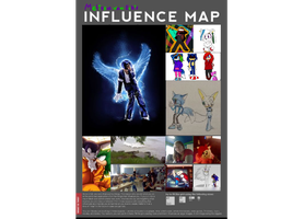 My Influence Map by MelisSmallsourgeShip
