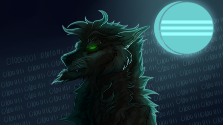 While(moon==true) {werewolf.getStage(i):, i++:,} by Sniv-The-Unworthy