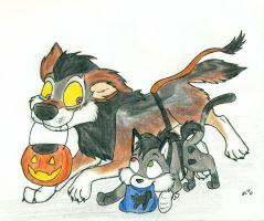 This is Halloween by SocksTheMutt