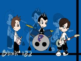 Blink 182 by ziggy-nasio