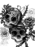 Skulls by Scpaps