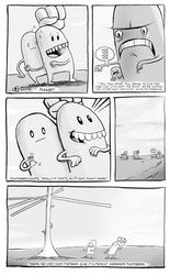 Fistman Fears Fish page 7 by Uncle-White