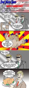 Four More Years! Happy Turkey Day! by jay042