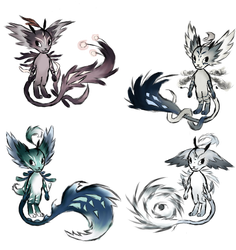 Stormy Ato adopts SOLD by dragnilu