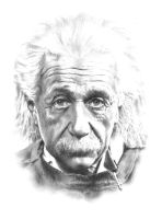 Einstein by IsraLlona